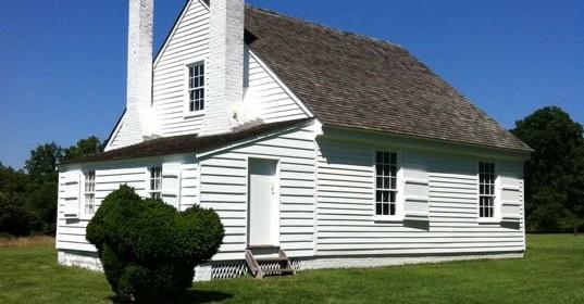 Stonewall Jackson home