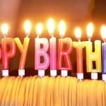 Happy Birthday, Faith!